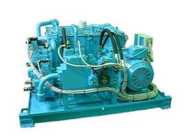 大型工作機用油圧ユニット1