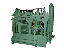 大型工作機用油圧ユニット2