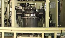 減速機付モータ性能試験機(大型)