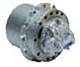 減速機付油圧モータ