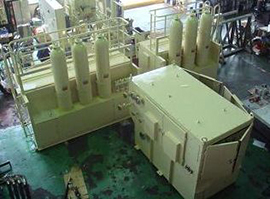 製鉄設備用油圧装置2